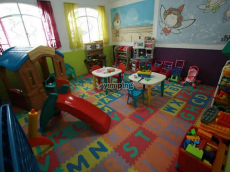 Games and tables for children
