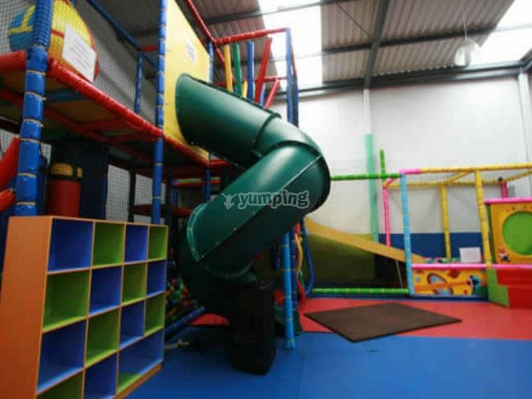 Slide for children