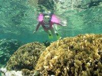 Snorkel for children
