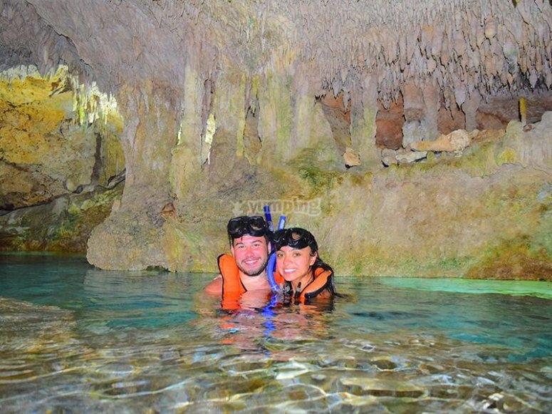 La caverna maya