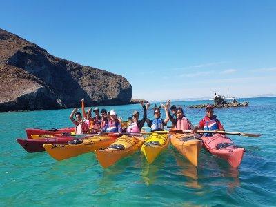 Day adventure camp April 15-20 in La Paz