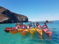 Campamento urbano aventura 15 a 20 abril en La Paz