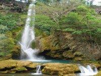 Cascada aguacate