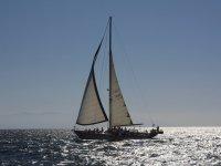 barco en el pacifico
