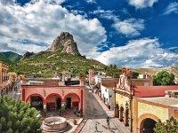 The magical town of Bernal