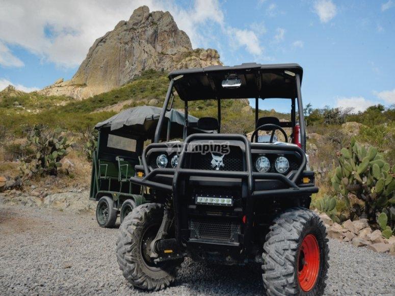 Vehicle in Bernal