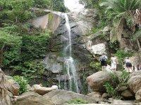 visita a cascadas