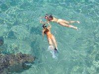Sports snorkel