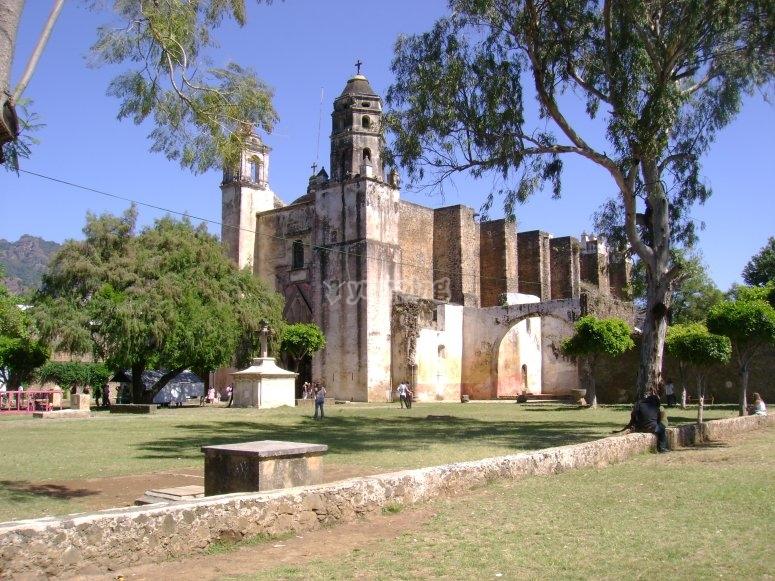 Convento del siglo XVI