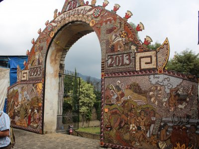 Tepoztlan guided tour 2 hours