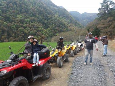 Cuatrimoto 150 cc para niños en Querétaro 5 horas