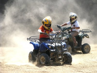 Cuatrimoto infantil 250 cc en Querétaro 5 horas