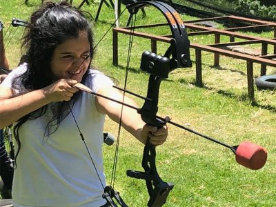 Archery for parties in Querétaro 3 hours