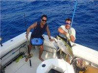 Pesca con arpón