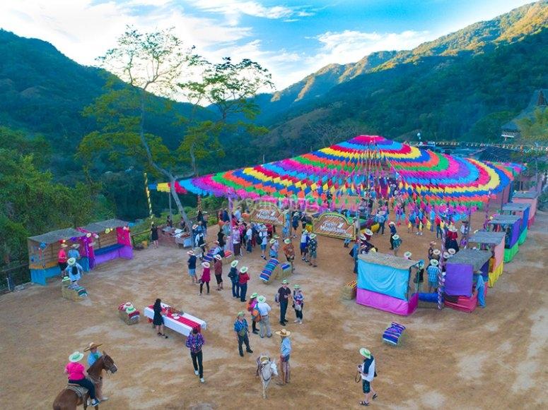 Feria en Vallarta