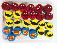 Thematic cupcakes