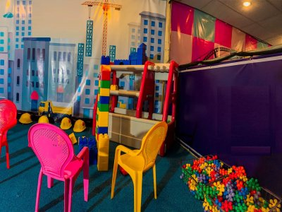 Premier children's party room in Naucalpan 5 h