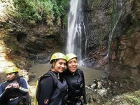 Canyoning on the Tequila route