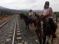 Vias horseback riding