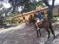 Hacienda horseback riding