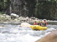 Rafting and zip line on the Filobobos river 8 hours