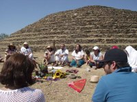 Pyramids and archaeological zones