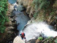 Descenso cascadas