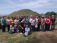 Grupos en las pirámides