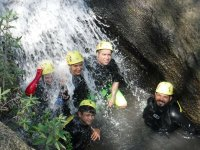 Canyoning in Santo Domingo