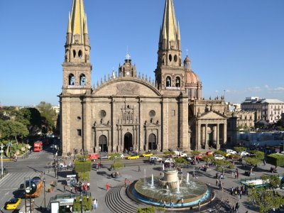 Guided tour Churches of Guadalajara 1 day