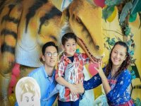 Enjoy with your family