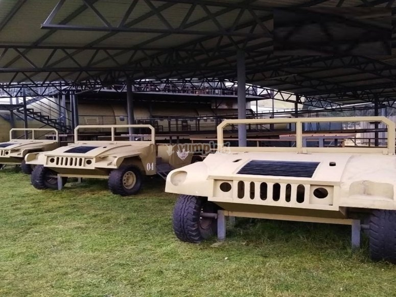 Parque temático militar