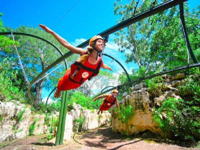 Sensory Park for kids in Riviera Maya 1 day