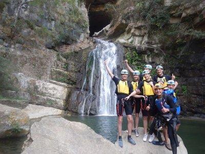 Xaman Expediciones Chiapas Cañonismo