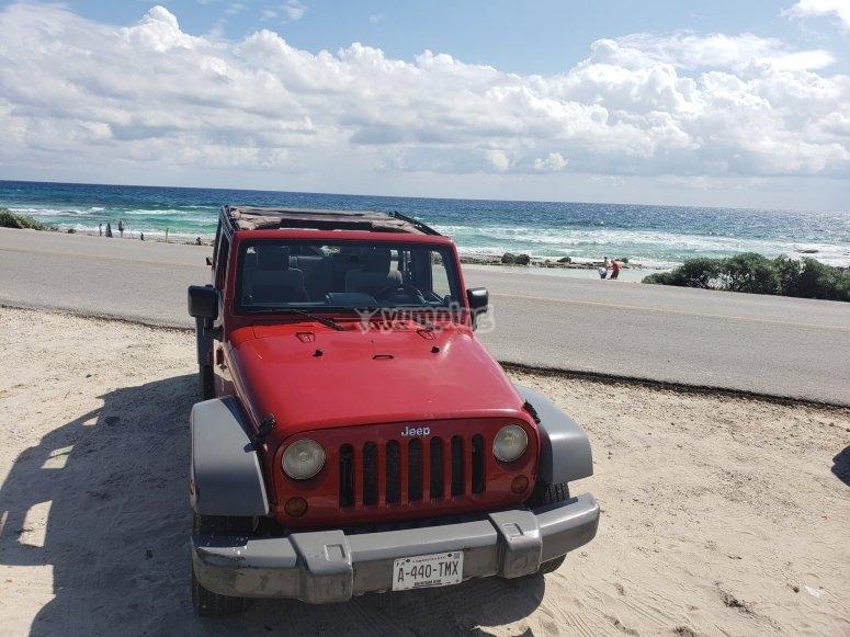 Jeep a tu disposición