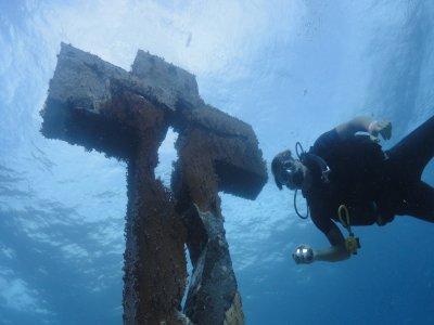 Bautizo de buceo en Isla Mujeres