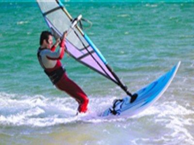 Captain Kirk´s Windsurf