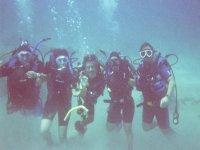 Bucea con los Expertos de AquaClub
