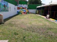Area de jardin