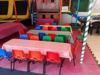 Mesas en interior