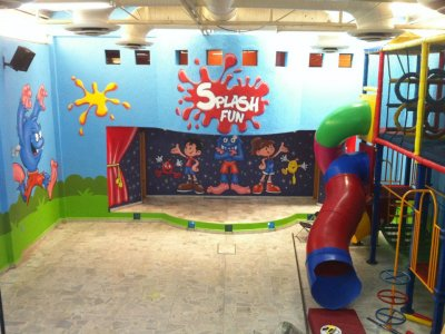 Xola children's party and taquiza 5 hours