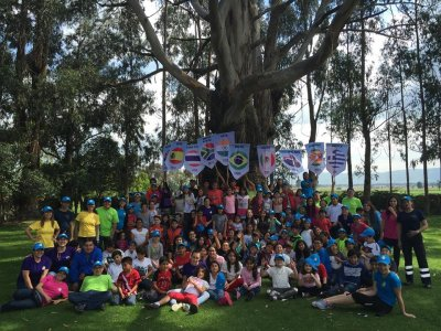 Summer camp Las Adelitas in Tequisquiapan 6 days