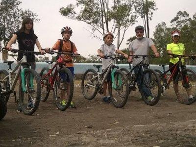 San Miguel Parque de Aventura Ciclismo de Montaña