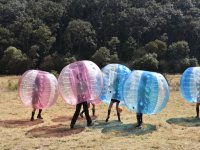 Zorbing in the State of Mexico 5 hours