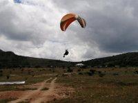 Vuela en parapente por el cielo de Durango