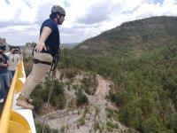 Disfruta del puenting en Durango