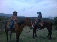 cabalgatas por la montana