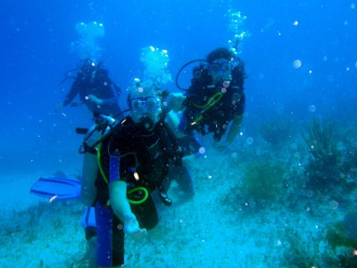 Open Water Diver diving course in Puebla 5 days