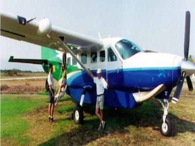 Vallarta Adventures Vuelo en Avioneta