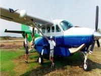 Paseo en avioneta